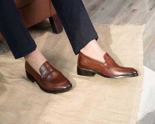 Giày da bò nam cao cấp