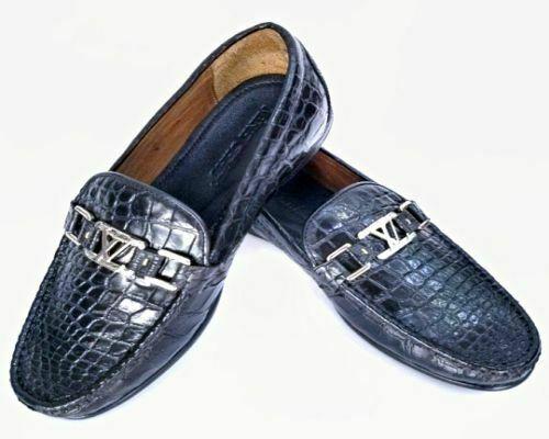 Giày da cá sấu nhập khẩu chất lượng cao
