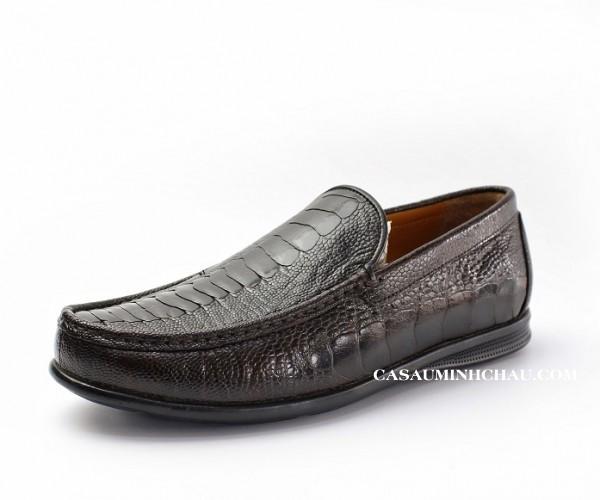 giày da đà điểu